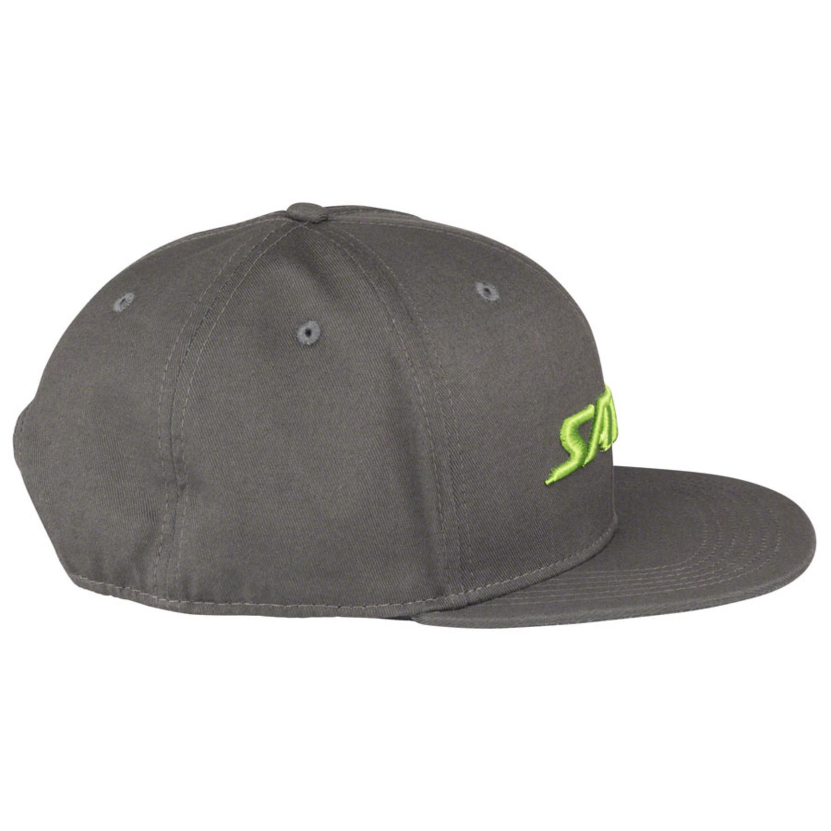 Salsa Salsa Always Rustlin' Snapback Hat - Gray, One Size