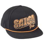 Salsa Salsa Wish You Were Here Baseball Hat - Gray, One Size