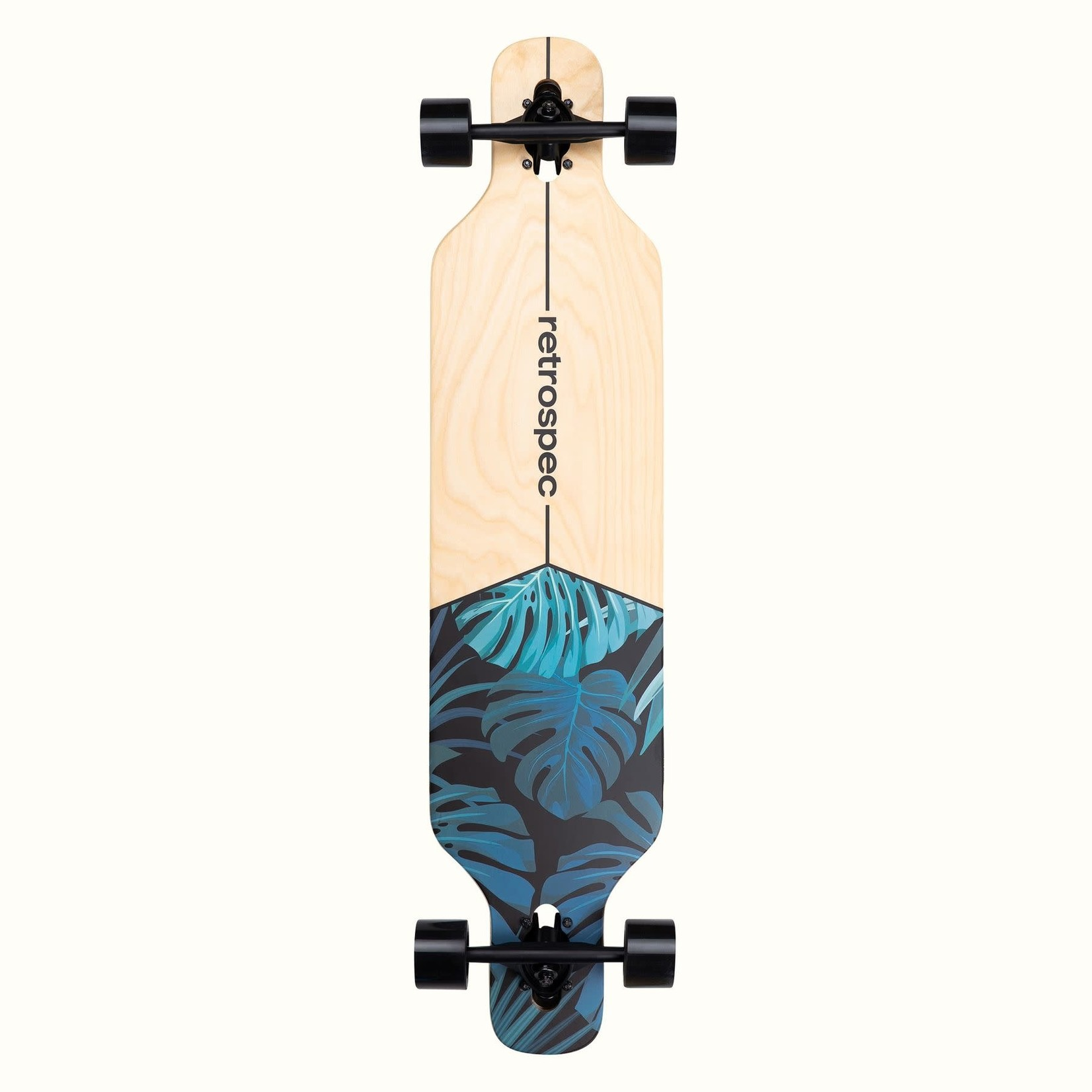 Retrospec Rift Drop-Through Longboard