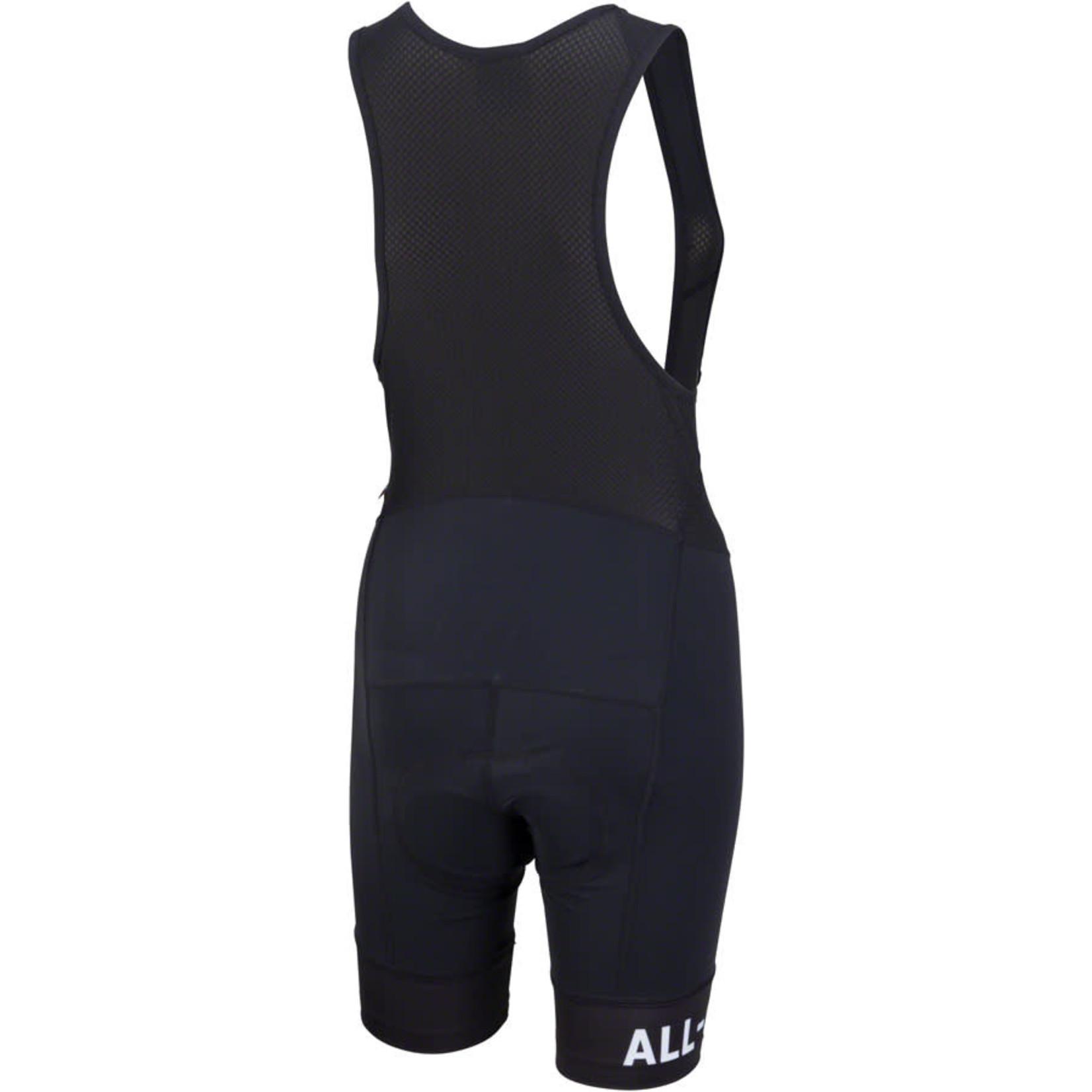 All-City All-City Perennial Women's Bib Short: Black XL