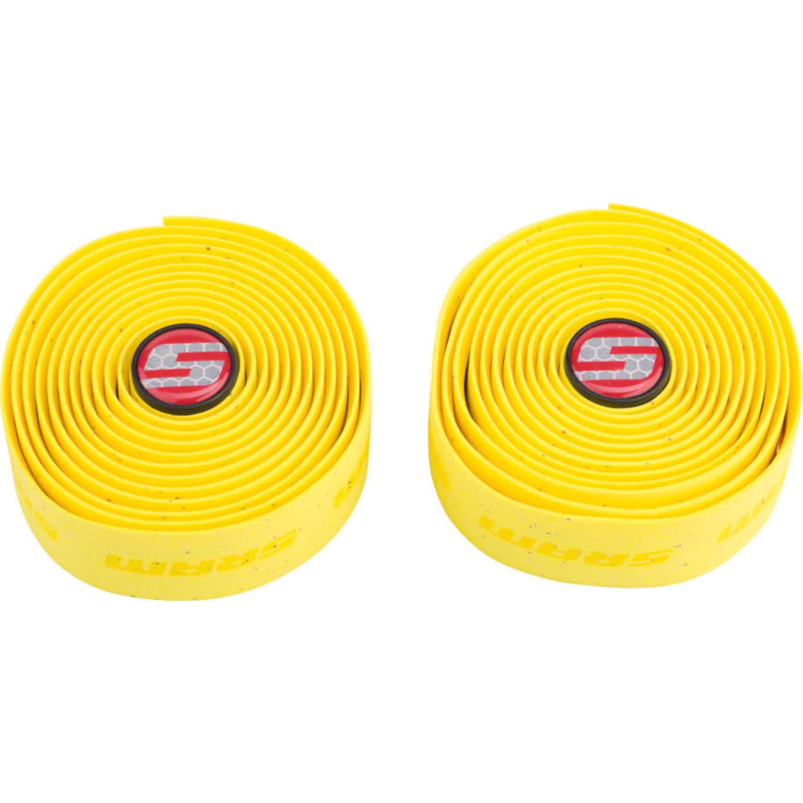 SRAM SRAM SuperCork Handlebar Tape - Yellow