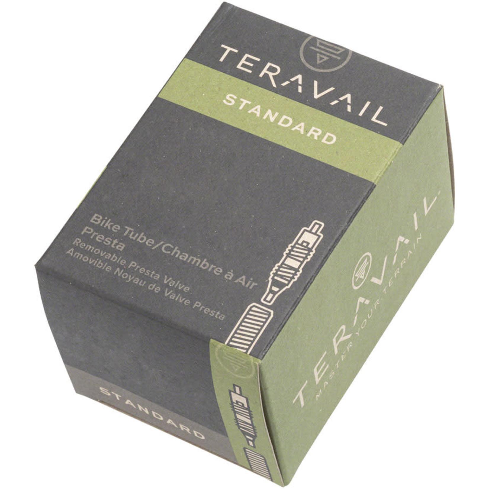 "Q-Tubes Q-Tubes / Teravail 27.5"" x 2.0-2.25"" 48mm Presta Valve"