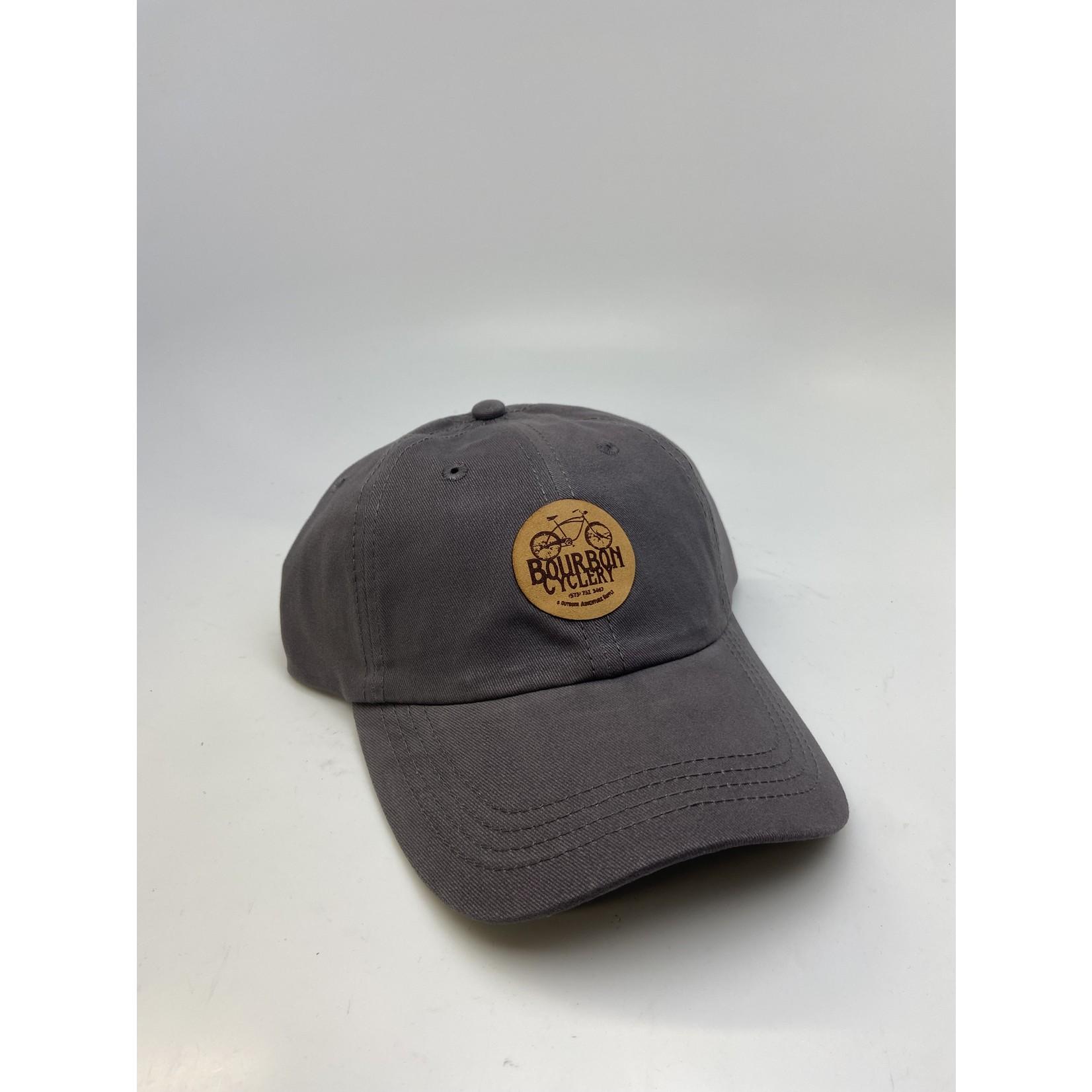 Bourbon Cyclery Bourbon Cyclery Ball Cap / Hat