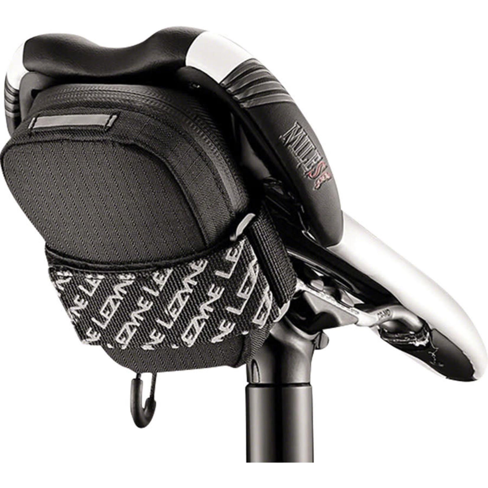 Lezyne Lezyne Road Caddy Saddle Bag Single Strap Compact: Black