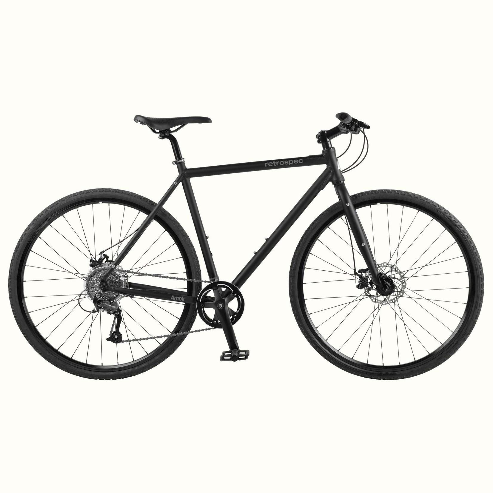 Retrospec Amok 8 Speed Gravel Bike
