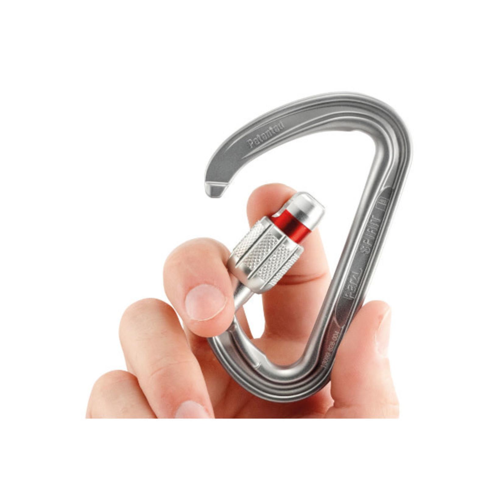 Petzl Petzl Spirit Screw-Lock Carabiner