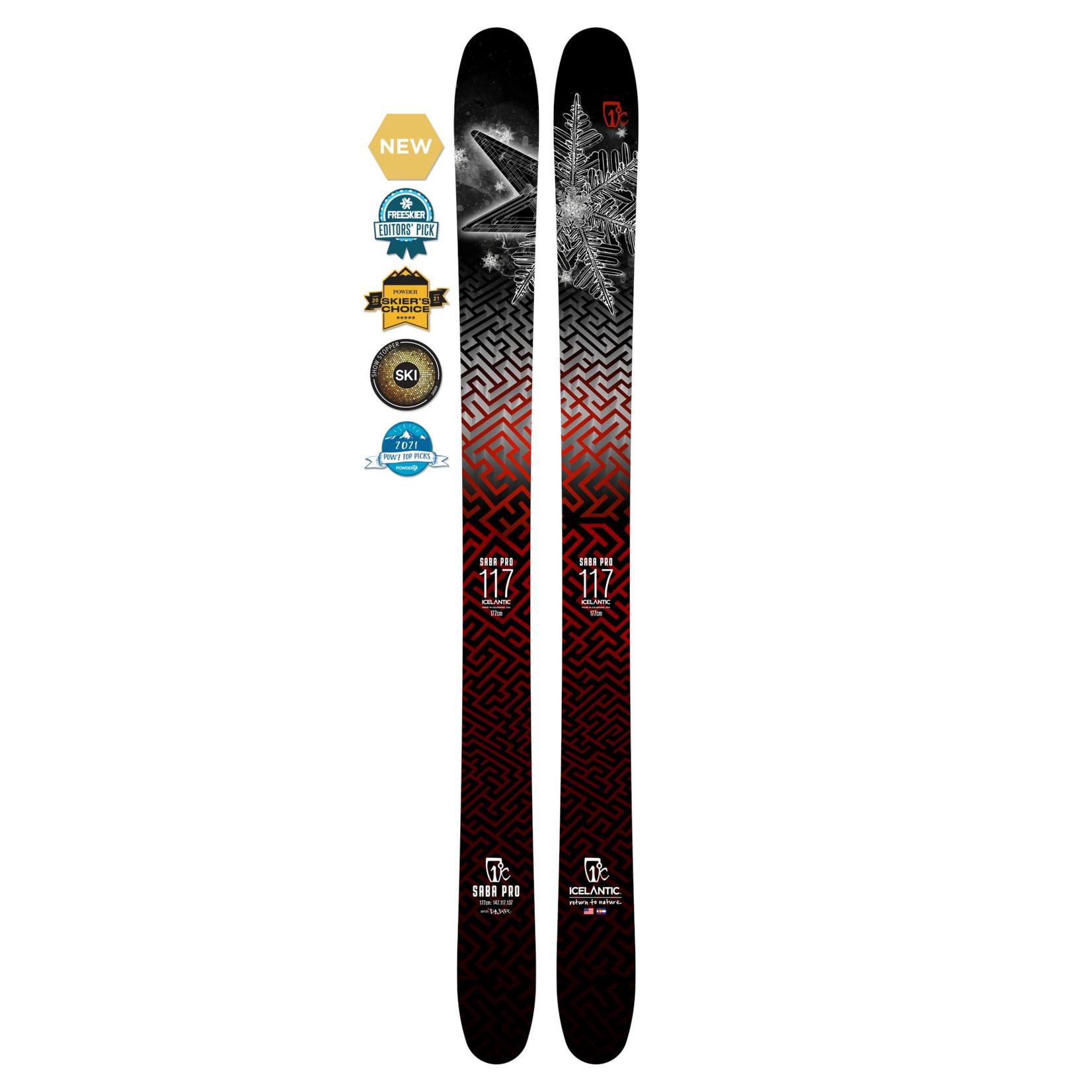 Icelantic Saba Pro (F20/21) Ski