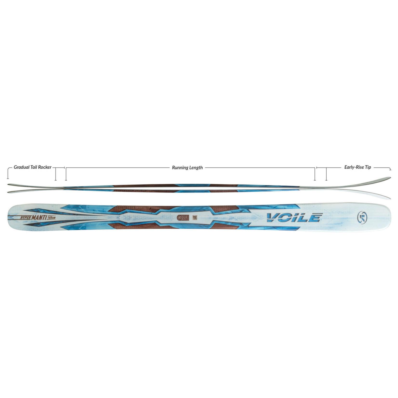 Voile Women's Hyper Manti Skis