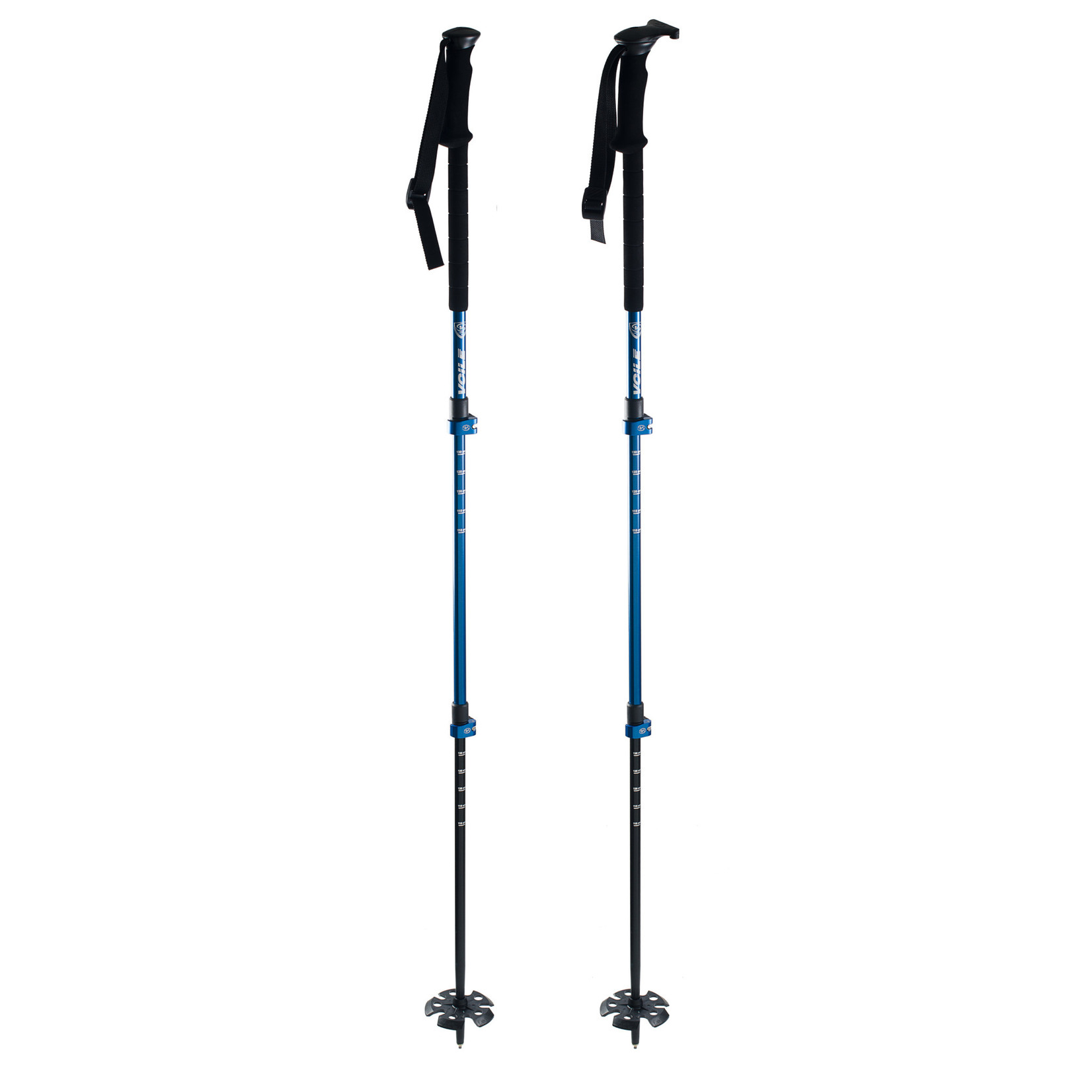 Voile Camlock 3 Touring Poles