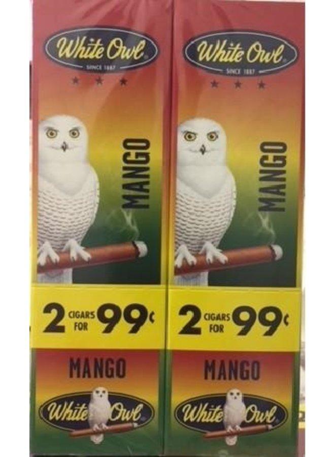 WHITE OWL - White Owl   Mango