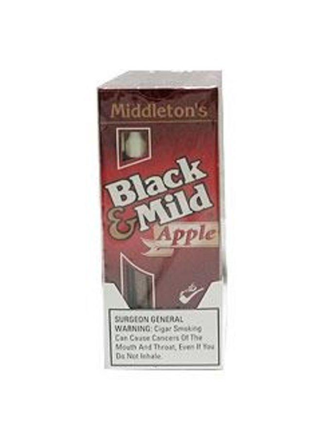 Black & Mild - Apple Cigar 5-pack