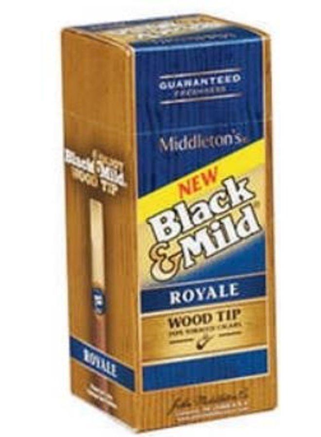 Black & Mild - Royale Wood Tip