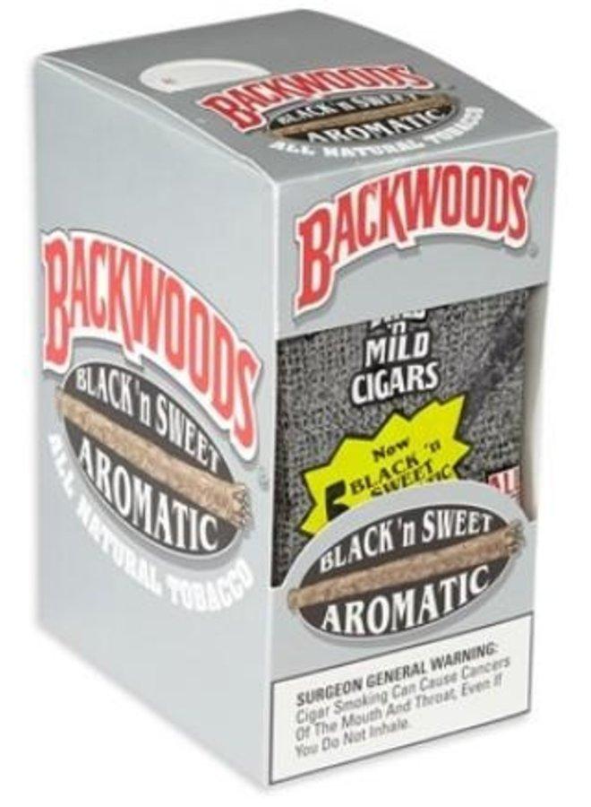 BackWoods - Black 'n Sweet 5-pack