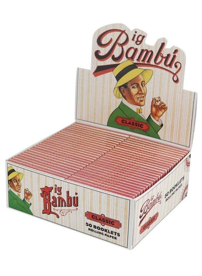 Big Bambu - Classic Rolling Papers