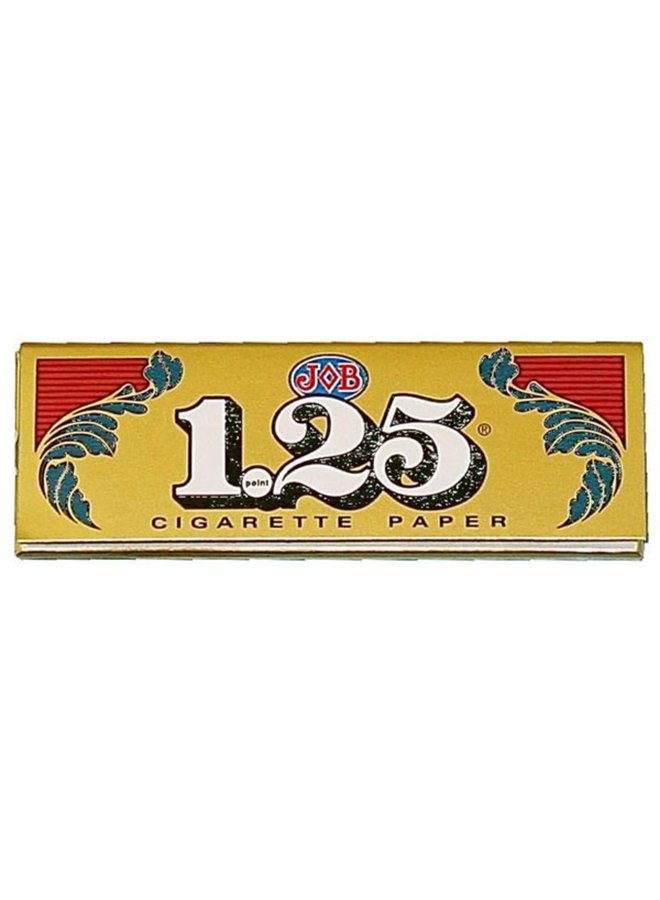 Job - Gold 1 1/4 Rolling Papers