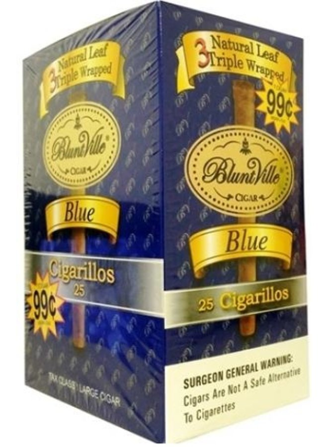 Blunt Ville - Blue