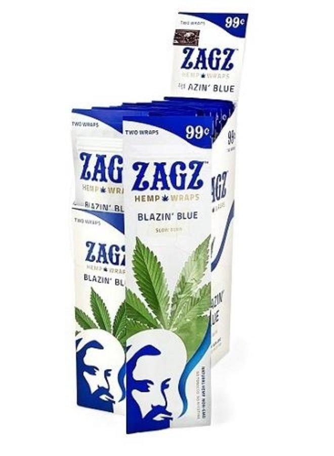 ZAGS Hemp - Blazin' Blue