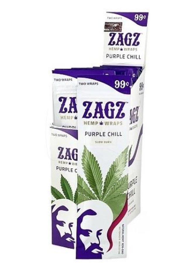 ZAGS Hemp - Purple Chill