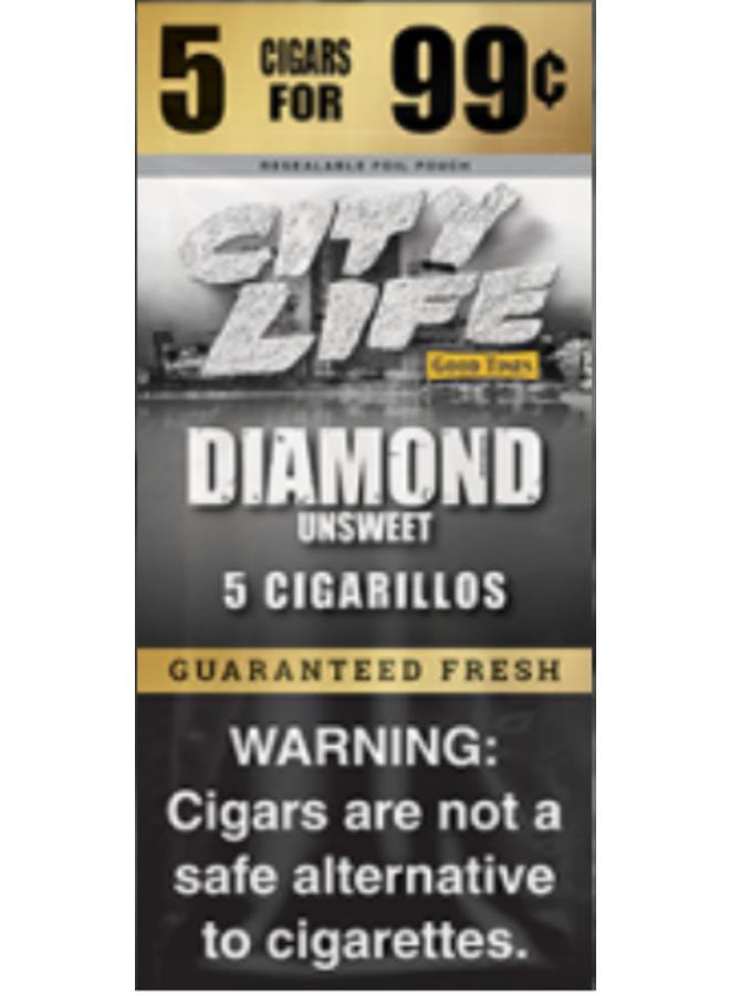 Good Times - Diamond - Cigarillos