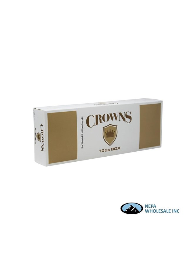 Crowns - Crowns - Gold  Box