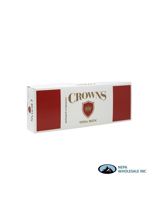 Crowns - Crowns - Red  Box