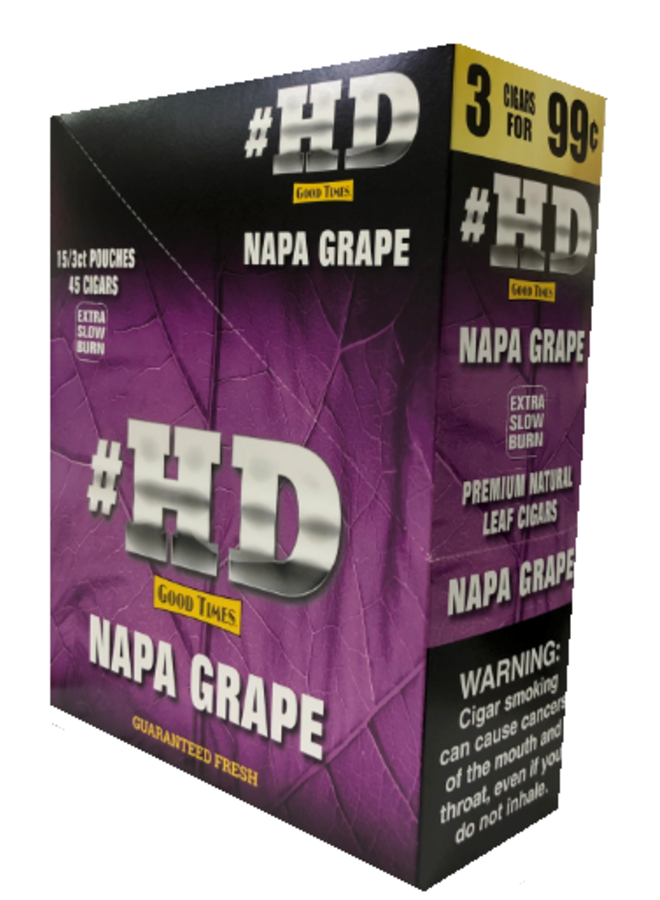 City Life - Napa Grape 5-pack