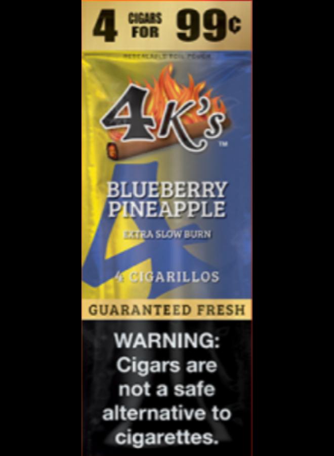 4 K's - Blueberry Pineapple