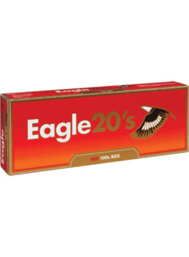 Eagle 20'S - Eagle 20's - Red  Box