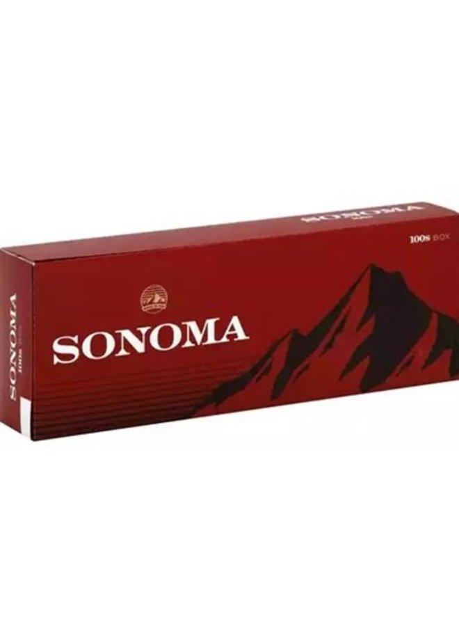 Sonoma - Sonoma Red King Box FSC