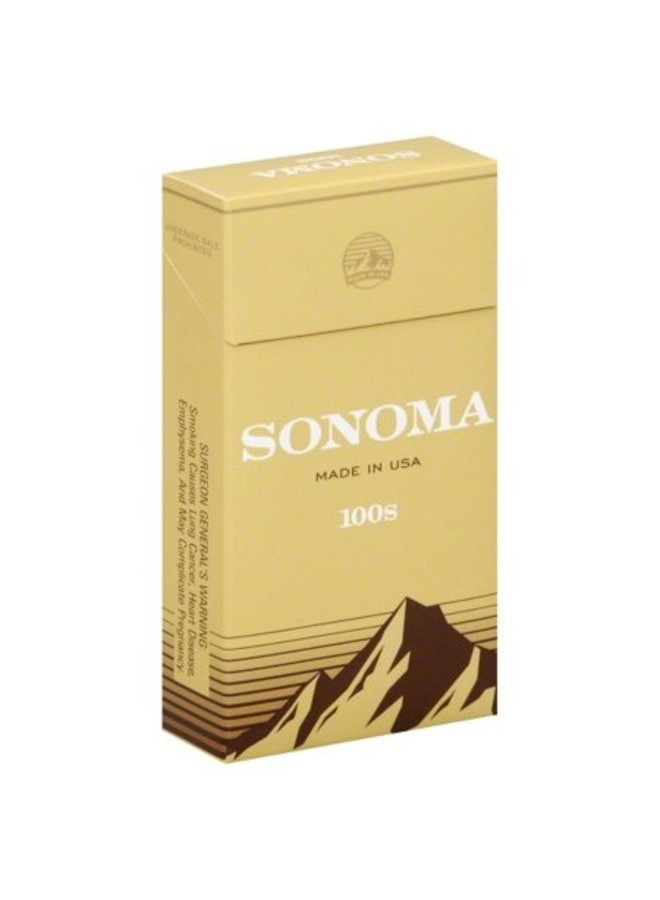 Sonoma - Sonoma Gold 100 Box FSC