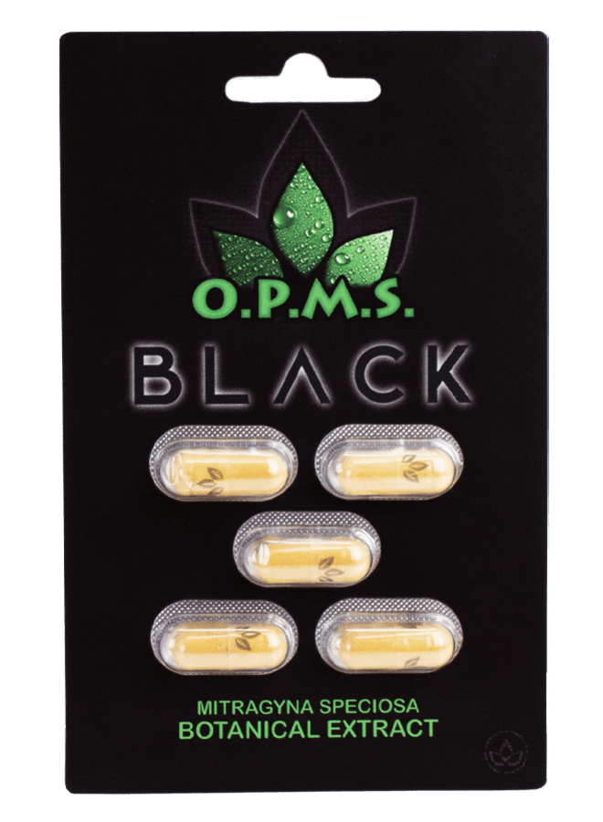 OPMS - Black Capsules  
