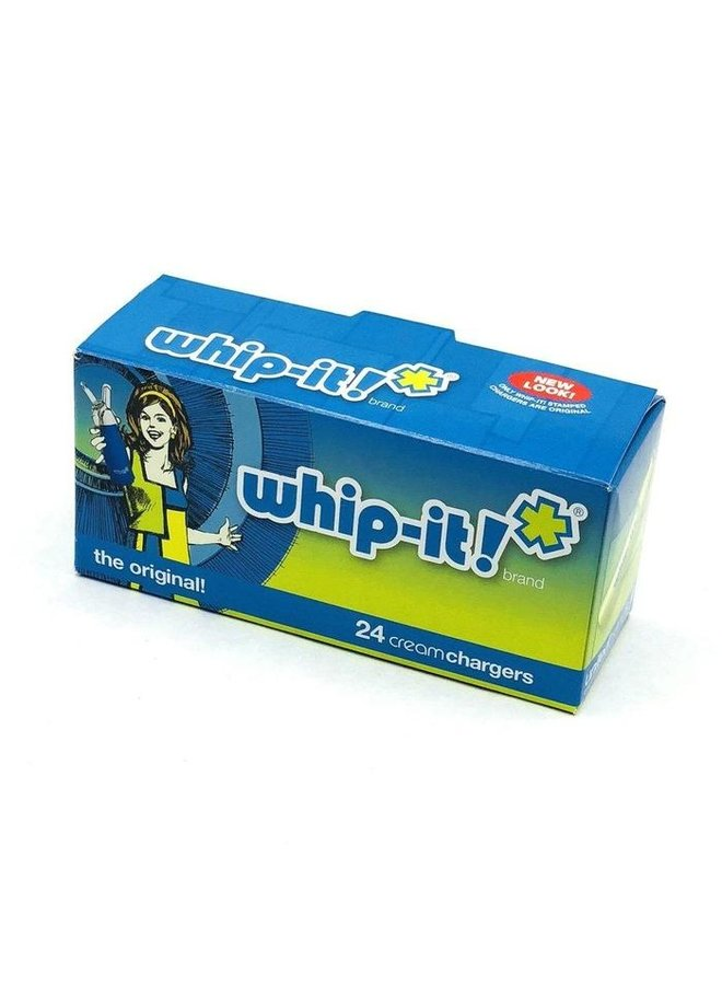 Whip-It - Whip-It   24 Pack