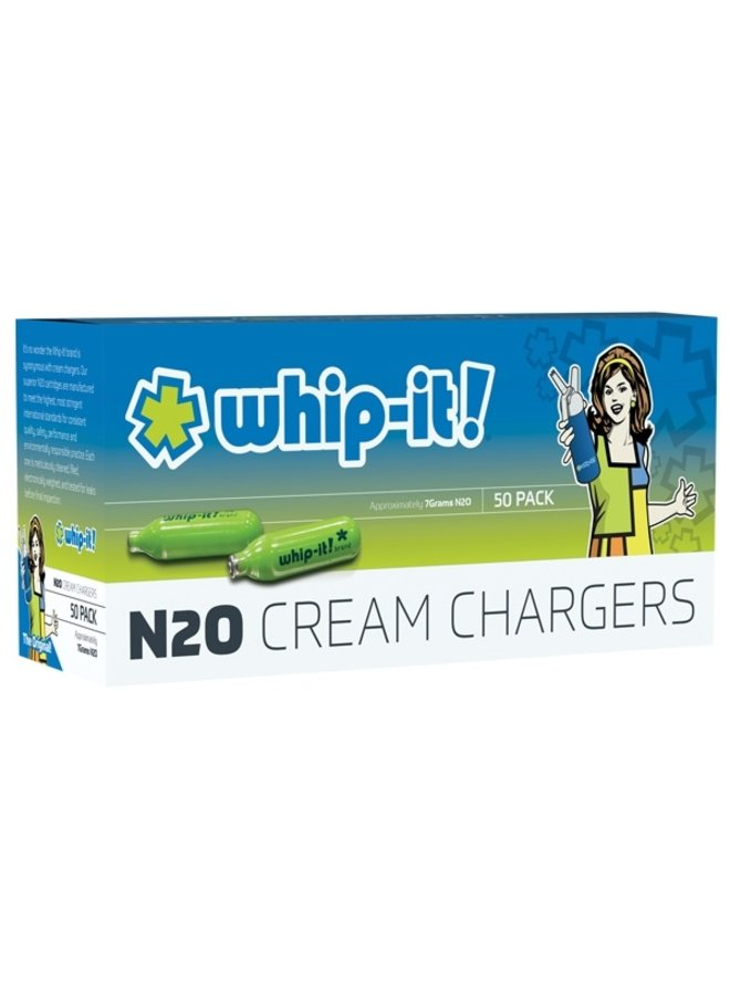 Whip-It - Whip-It Cream Charger | 50ct