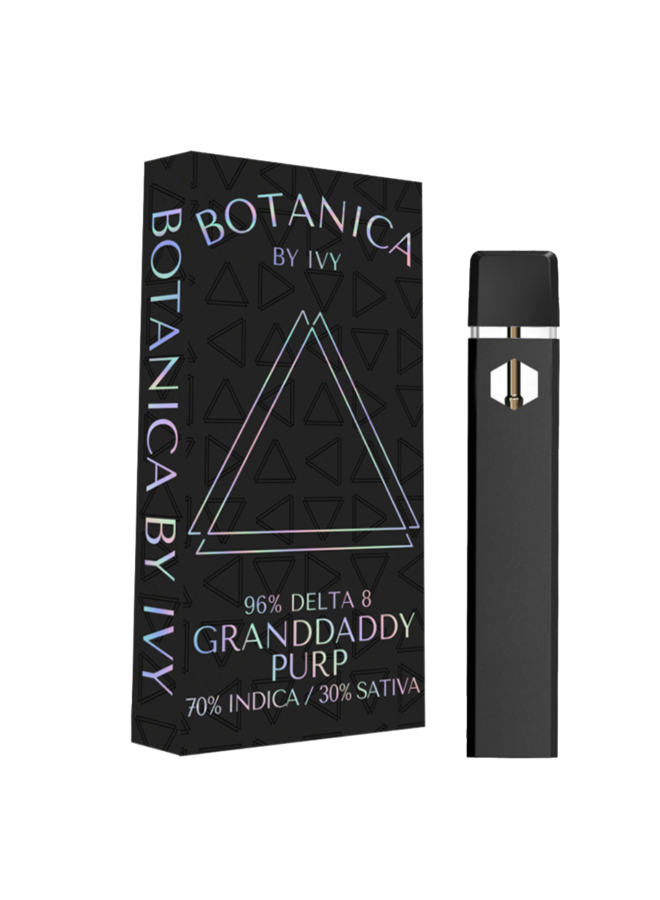 Botanica By IVY - Granddaddy Purp