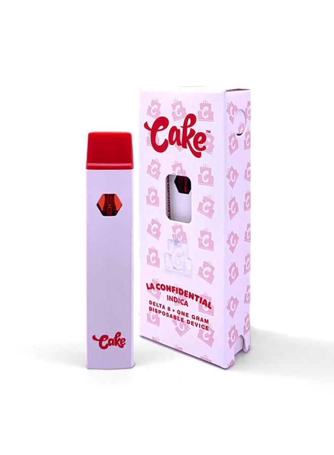Cake - Delta 8 Disposables