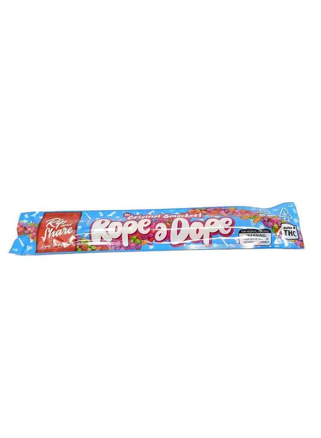 Rope-A-Dope   Delta-8 Edible