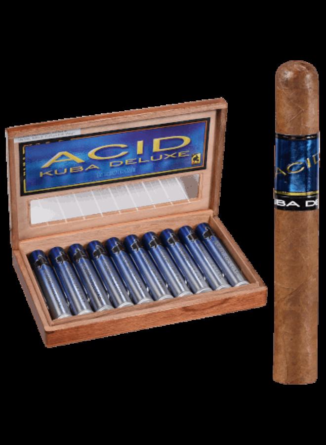 Acid - Kuba Deluxe Tubos - 6.00X50   10CT Box