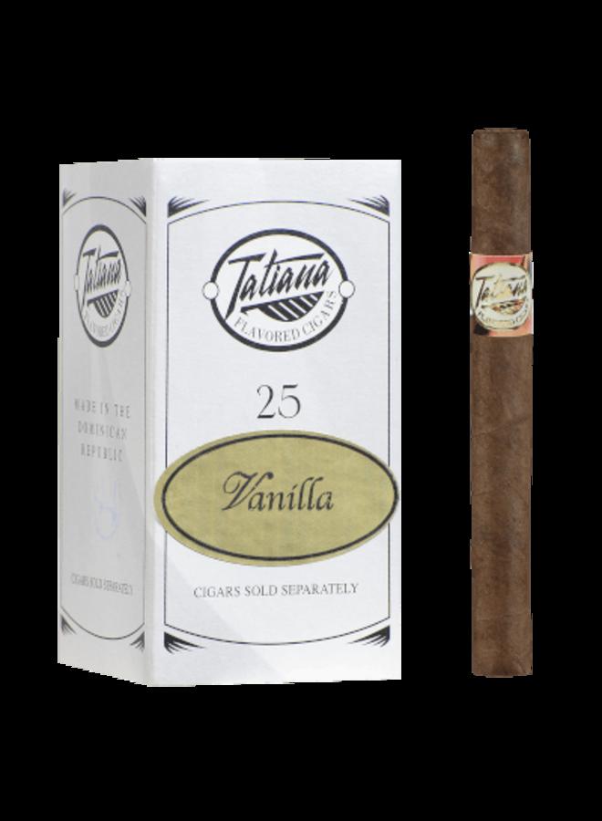 Tatiana - Mini Vanilla - 3.50X26 | 25CT Bundle