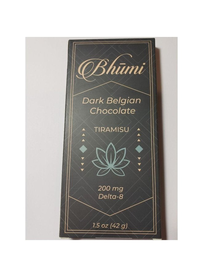 Bhumi - Delta 8 Chocolate Bars