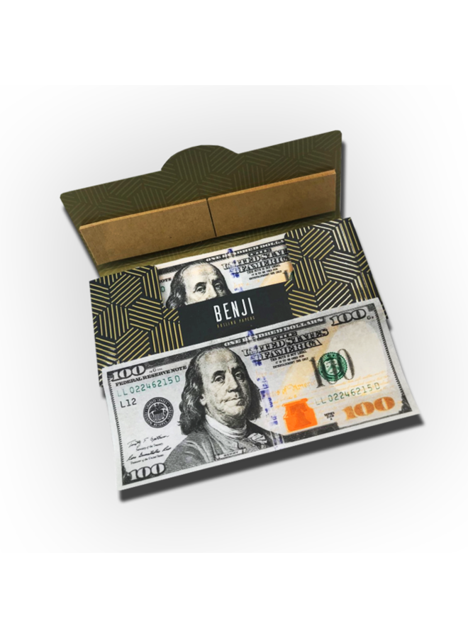 $100 Bill Rolling Papers & Tips