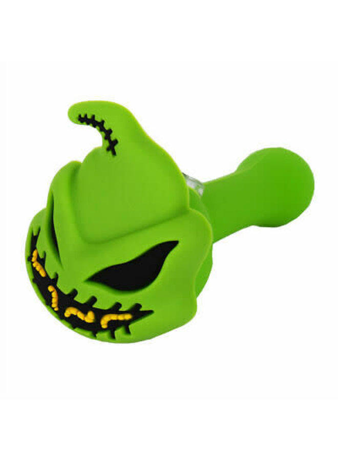 BrandX - Boogie Man Silicone Pipe