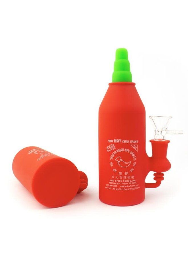 Sriracha Sauce Bubbler