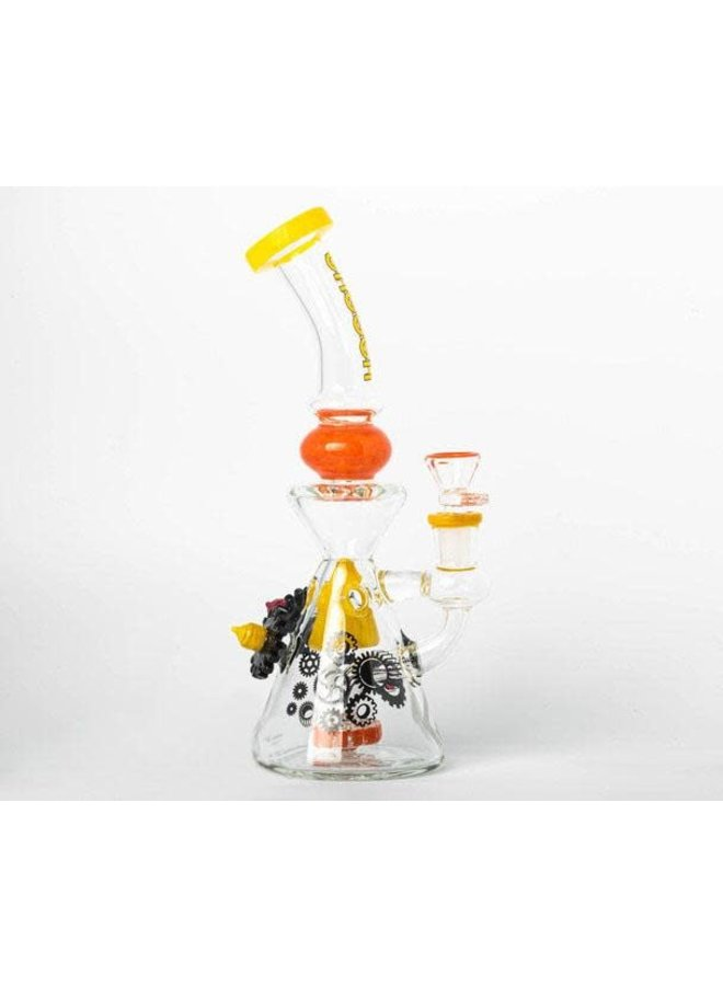 Cheech Recycler Rig with Gears