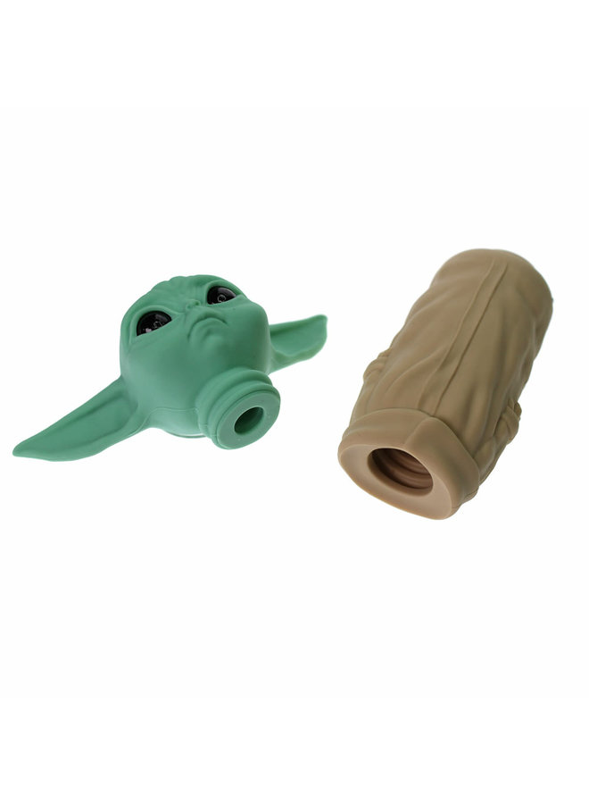 Yoda Hand Pipe