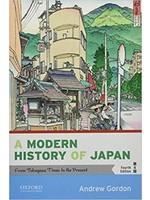 HIS435 MODERN HISTORY OF JAPAN