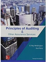 AC423 PRINCIPLES OF AUDITING HARD BACK (NEW)
