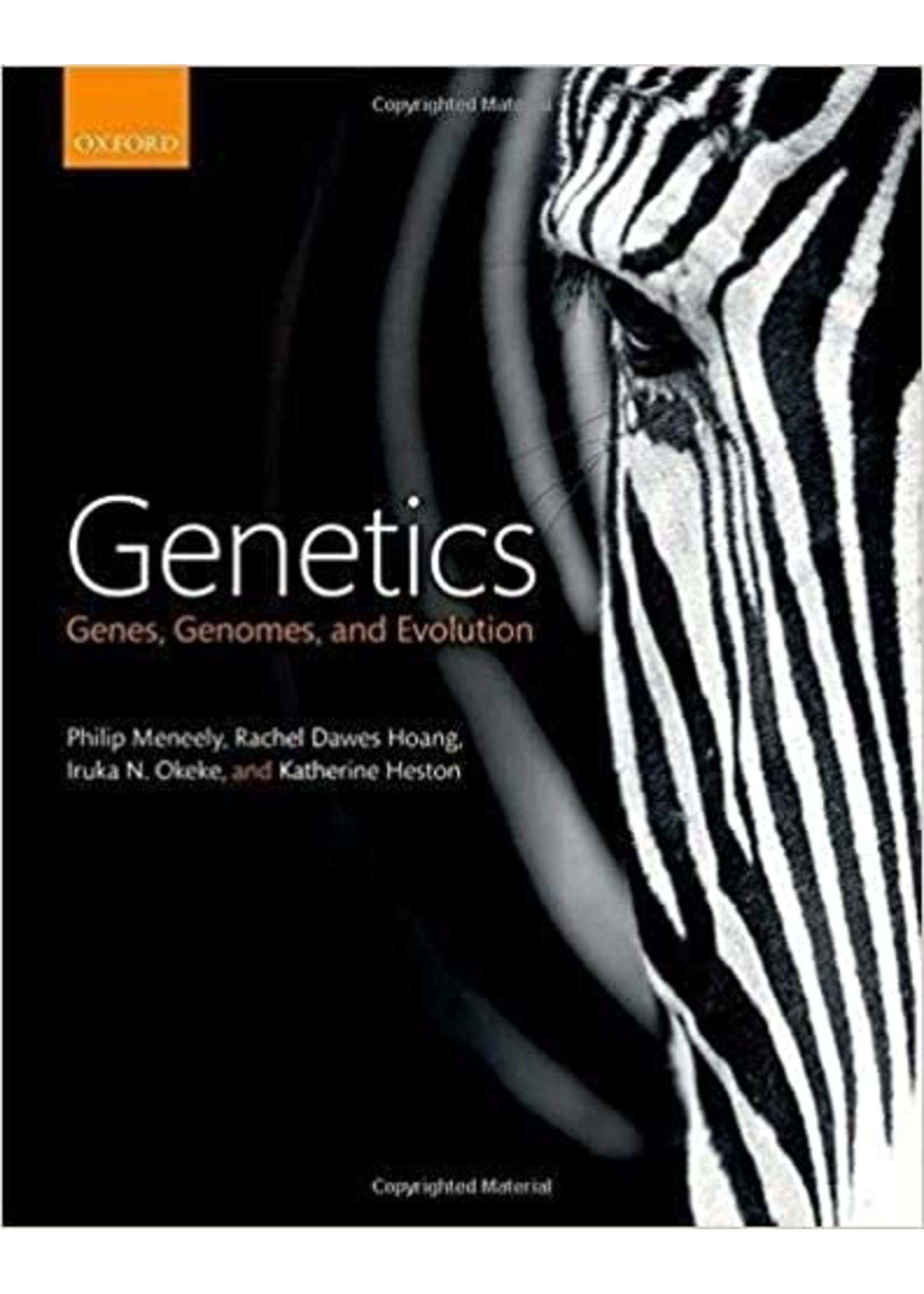BIO206 GENETICS