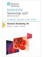 BIO341 HUMAN ANATOMY- MODIFIED MASTERIN A&P ACCESS CARD