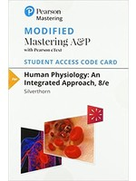 BIO342 HUMAN PHYSIOLOGY OF MASTERING  A&P
