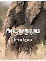 BIO390 PRINCIPLES OF ANIMAL BEHAVIOR